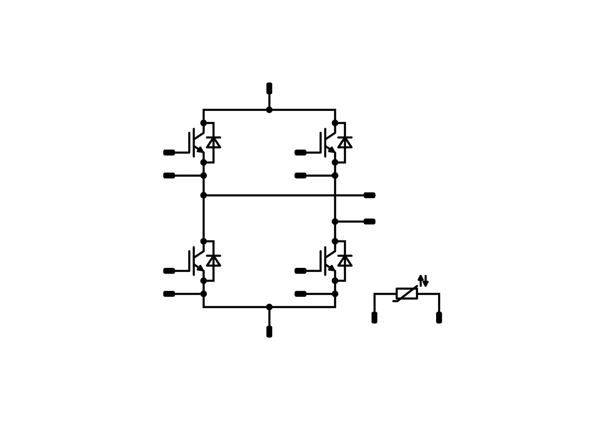 Terrific H Bridge Vincotech Wiring Database Aboleterrageneticorg
