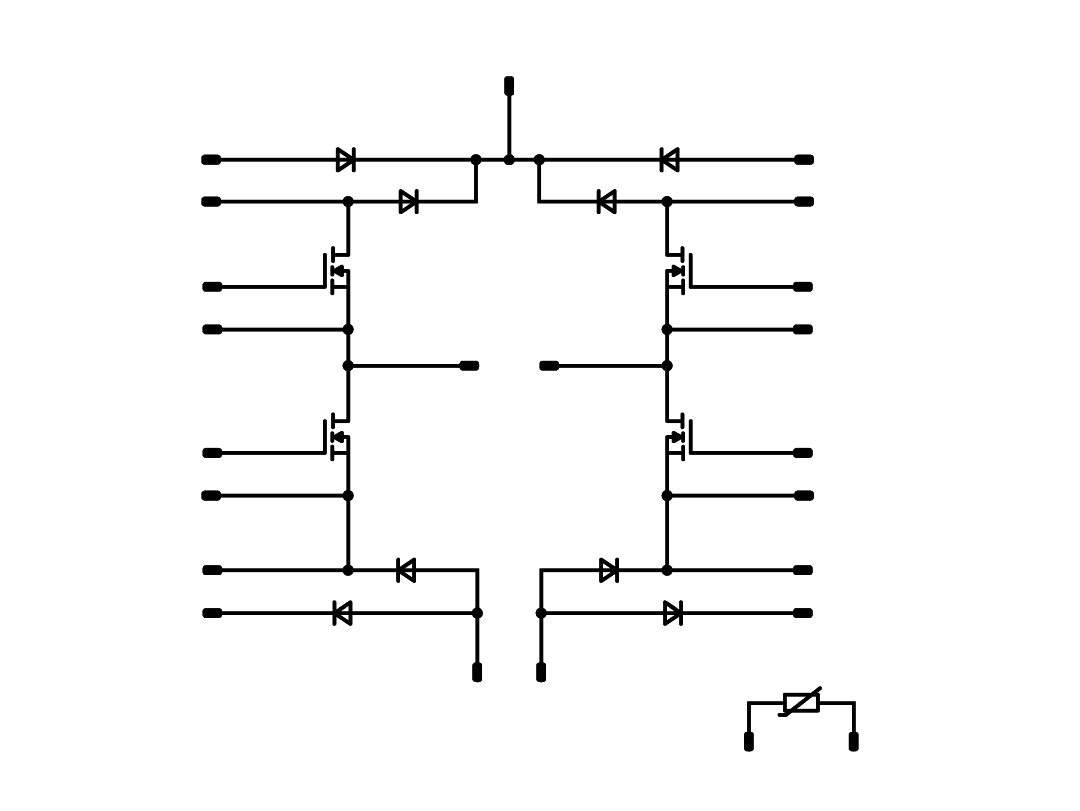 Dual Symm. Boost-KE-Bypass diode-NTC