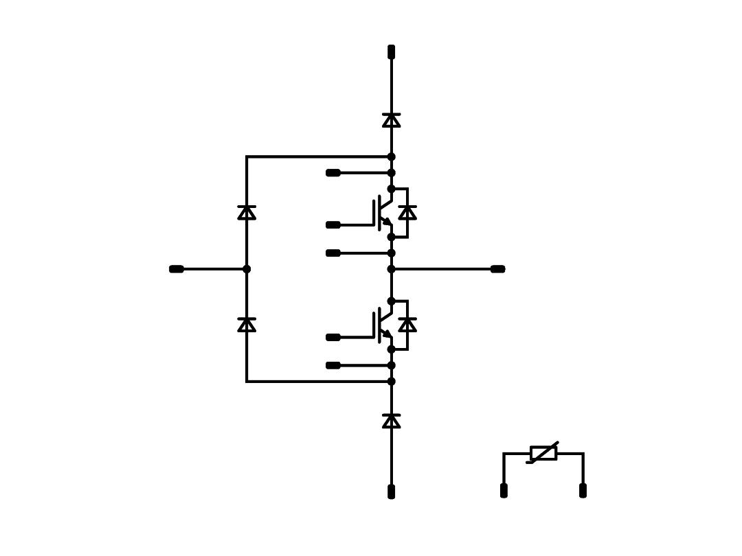 flow vincotech 6000 Watt Inverter Charger module datasheet pdf