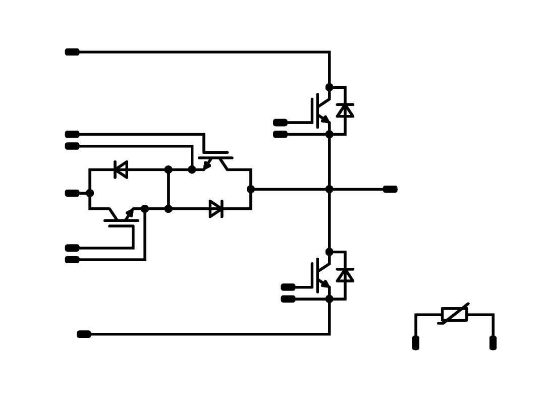 NEW 1PCS 10-FZ12NMA080SH01 VINCO MODULE