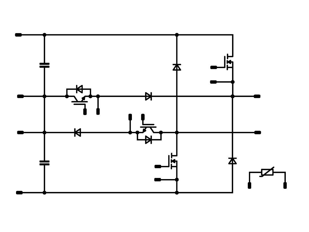 MNPC (T-type)-KE-Split Output-Cap-NTC-Common Emitter